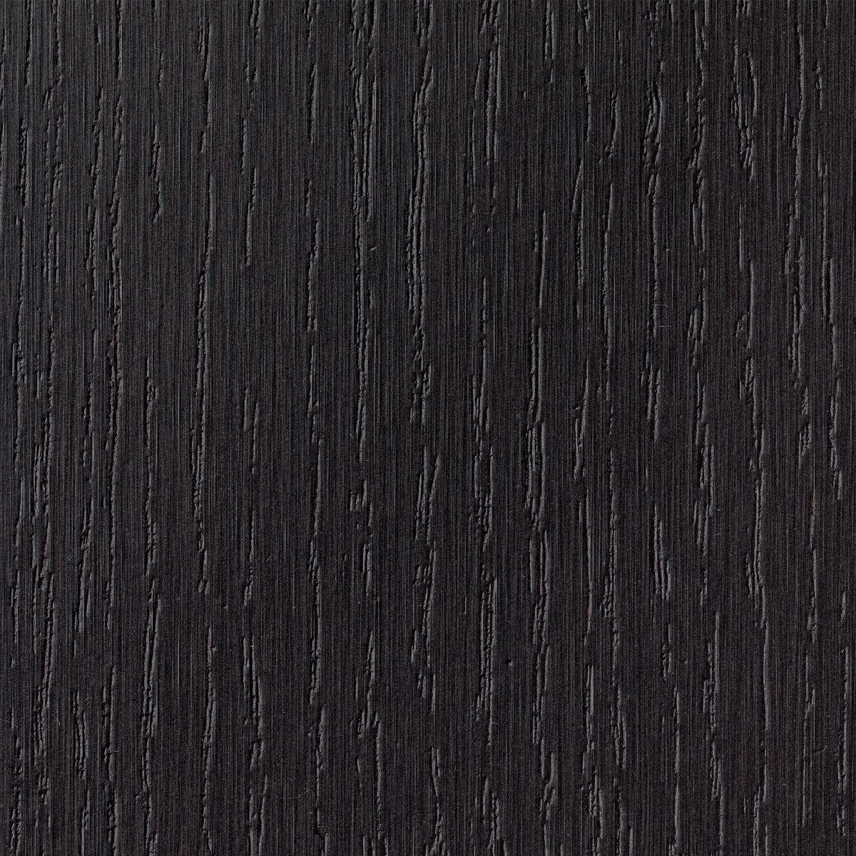 Finitura legno wenge poro rovere per parete in vetro