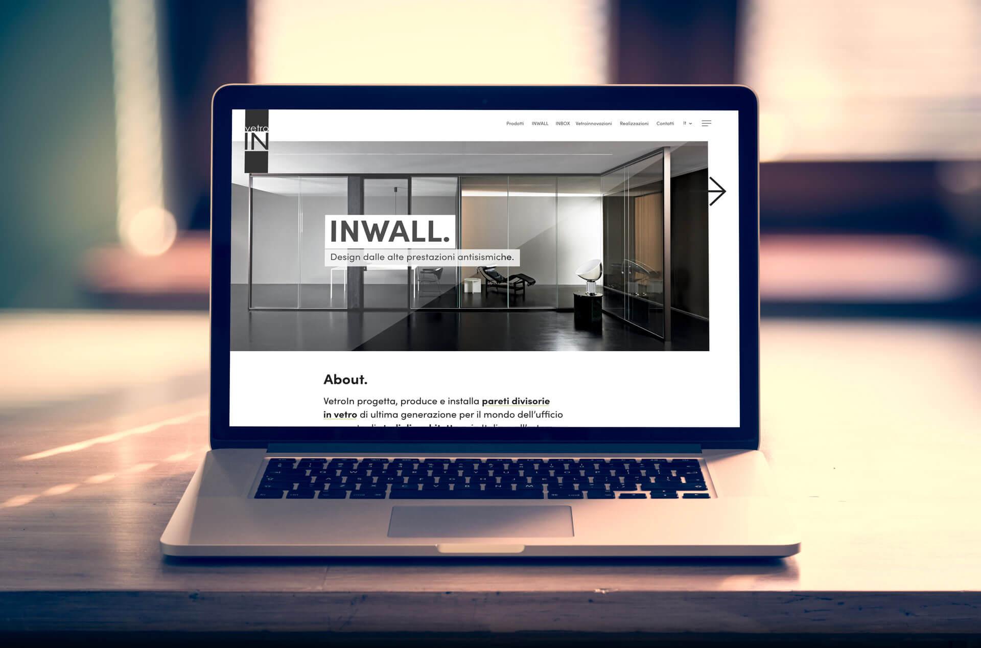 VetroIn: scopri il nuovo sito per le pareti divisorie in vetro degli specialisti