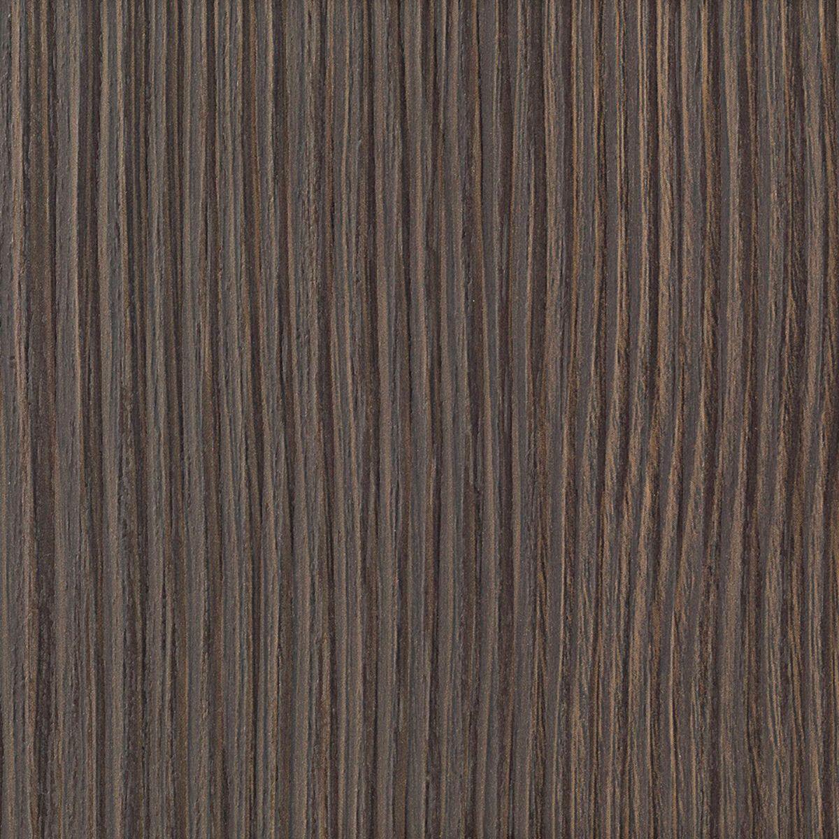 Finitura pannelli in oregon pine matrix per parete in vetro