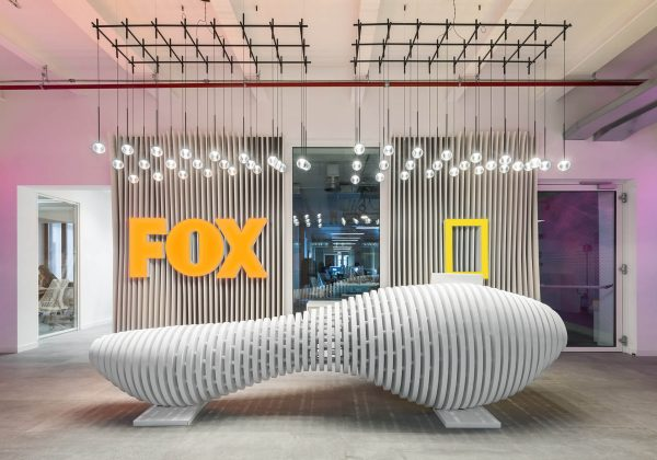 Pareti interne mobili uffici Fox - Evolvinwall